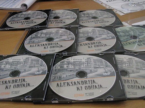 Il documentario Aleksandrinke